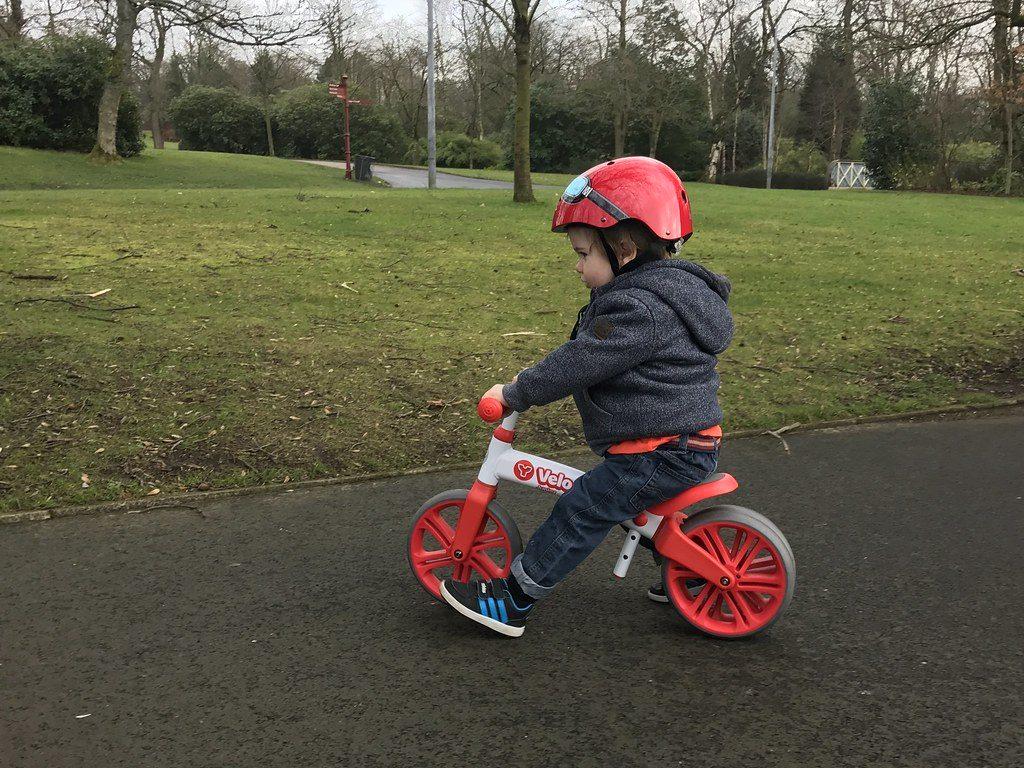 bici sin pedales para nino