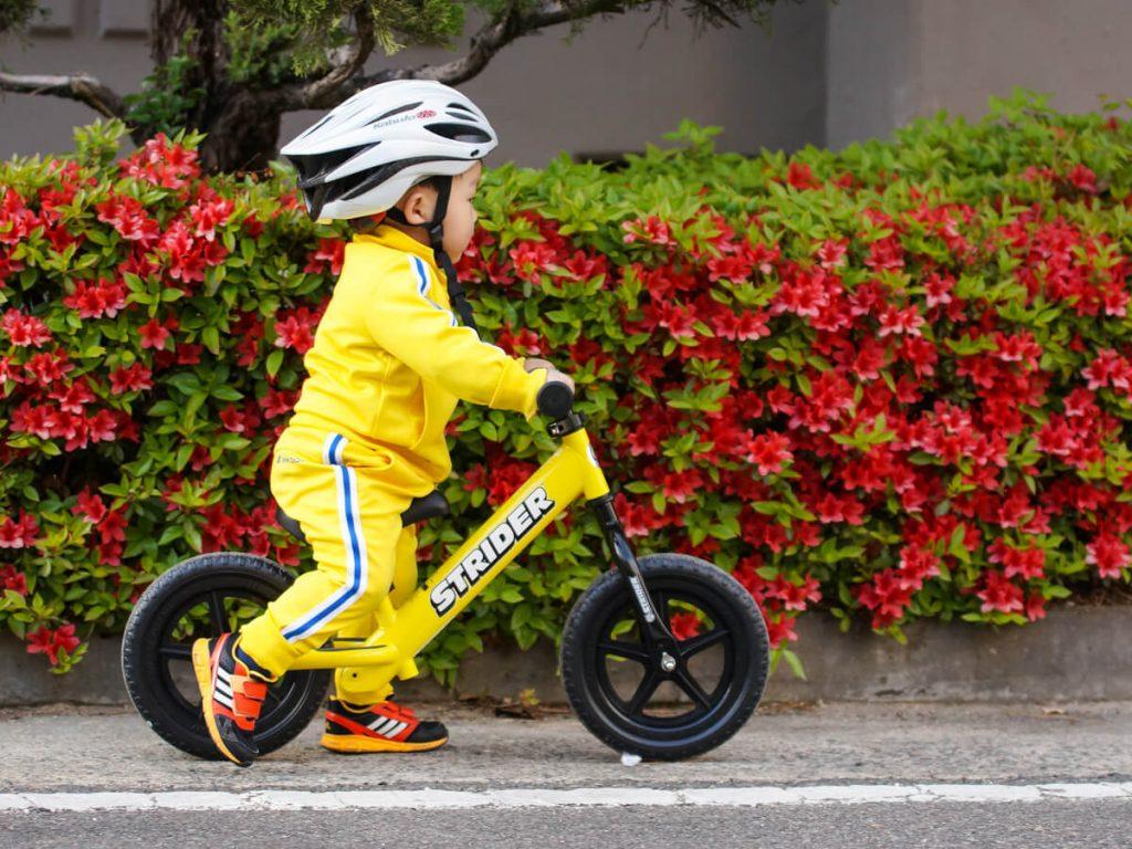 bici sin pedales strider