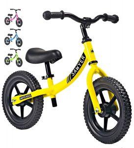 Bici Sin pedales ligera